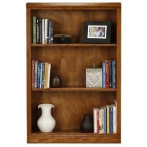 Eagle Classic Oak 48 Open Bookcase With Regular Base