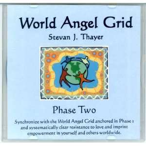 : Step 8: World Angel Grid   Healing Ourselves and theWorld: Music