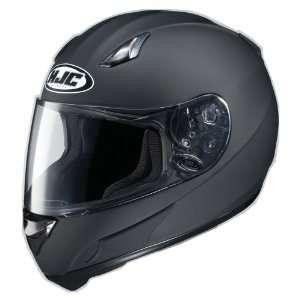 HJC AC 12 Full Face Motorcycle Helmet Matte Black XXL