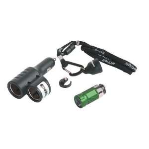 12V Rechargeable LED light (Commuter Package)   Green Automotive