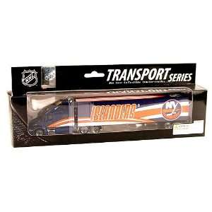 New York Islanders Fleers/Upper Deck NHL Peterbilt Semi Truck