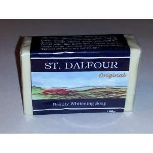 St. Dalfour Beauty Whitening Soap (100g) Everything Else