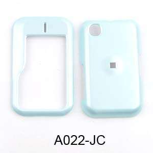 Nokia Surge 6790 Pearl Baby Blue Hard Case/Cover/Faceplate