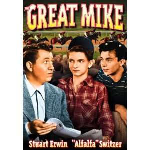The Great Mike: Carl Alfalfa Switzer, Edward Cassidy