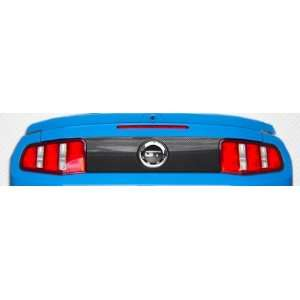 2010 2010 Ford Mustang Carbon Creations Hot Wheels Trunk