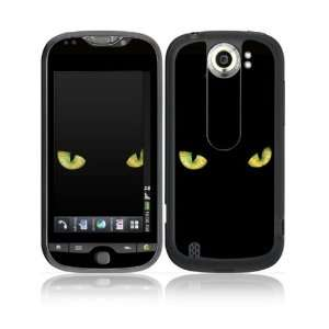 Cat Eyes Decorative Skin Cover Decal Sticker for HTC
