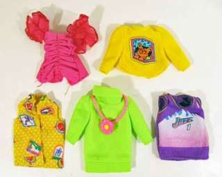 Lot Barbie Doll Fashions Clothes ACCESSORIES Shoes and MORE
