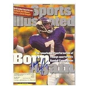 Randall Cunningham Minnesota Viking Sports Illustrated