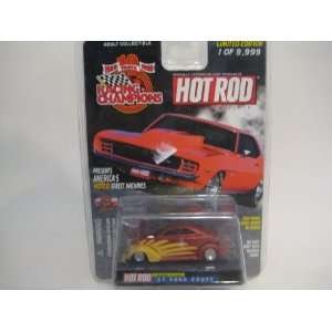 Racing Champion Hot Rod 37 Ford Coupe Issue #141