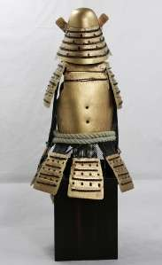 Medieval Knight in Suit of Japanese Ninja Ronin Armor