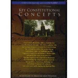 DVD Set Mandate The President and the People / Our Constitution