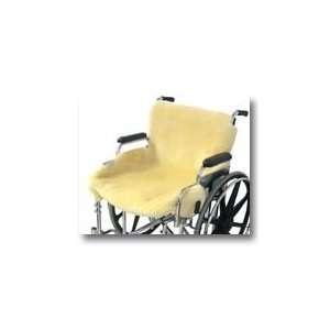 Medical Sheepskin Wheelchair Seat Cover Health & Personal
