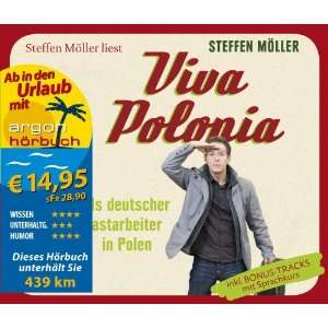 Viva Polonia, 4 Audio CDs (9783866108257): Books
