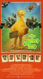Sesame Street   Follow That Bird (VHS)