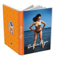Bettie Page Horizon Journal NEW by Dark Horse Deluxe 9781596179752
