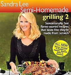 Sandra Lee Semi Homemade Desserts, Lee, Sandra Cooking, Food & Wine