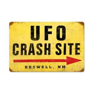 UFO Crash Everything Else