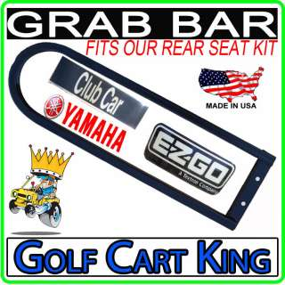 Golf Cart Rear Seat Grab Bar Hand Rail Yamaha