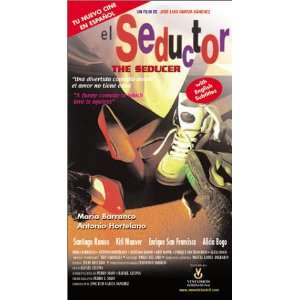 El Seductor [VHS]: Maria Barranco: Movies & TV