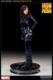 Sideshow Iron Man 2   Black Widow Scarlett Johansson