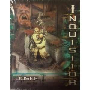 Inquisior Josef fine scale model oys & Games