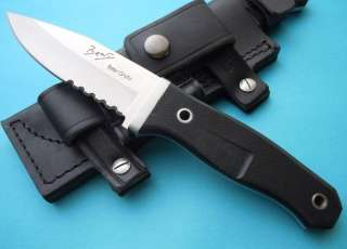 Knife Custom Made ATS 34 60HRC Fixed Blade Survival Camping Knife