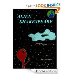 Alien Shakespeare Danijela Kracun  Kindle Store