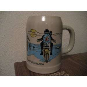 1990 Daytona Bike Week Anhueser Busch Stein Kitchen