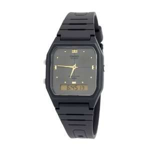 Casio Mens AW48HE 8AV Ana Digi Dual Time Watch Casio