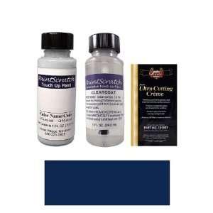 1 Oz. Deep Ocean Blue Metallic Paint Bottle Kit for 2007