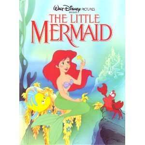 Presents The Little Mermaid (9780681414259) Walt Disney Books