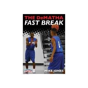 Mike Jones: The DeMatha Fast Break (DVD): Sports
