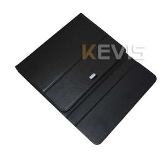 Leather Cover Case Stand Bluetooth Keyboard Samsung Galaxy P7510 P7500