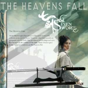 Fall Triple Mode Chinese Movie Seven Swords New