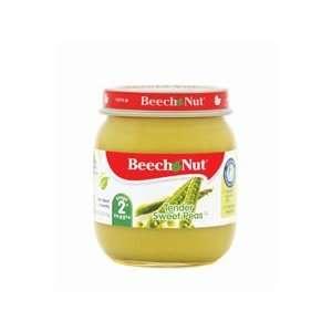 Beech nut, Stage 2 Tender Sweet Peas (4 Oz.)  Grocery
