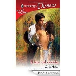 El león del desierto (Spanish Edition): OLIVIA GATES: