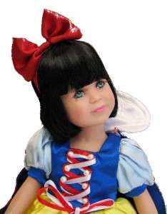 Doll Maker Linda Rick Once Upon A Princess Snow White