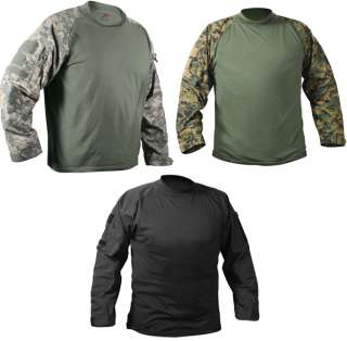 Military Army Flame Resistant Tactical Combat FR Shirt