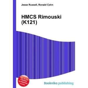 HMCS Rimouski (K121) Ronald Cohn Jesse Russell Books