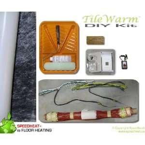 TileWarm DIY   120v   110 Sq. Ft. Electric Radiant Tile