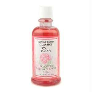 Caswell Massey 11569311103 Rose Foaming Bath & Shower Gel
