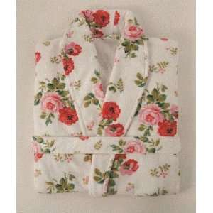 Cath Kidston Antique Rose Bath Robe Dressing Gown Home