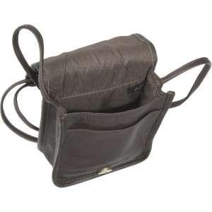 LE DONNE LEATHER N/S MINI CROSS BODY SHOULDER BAG 699884005890
