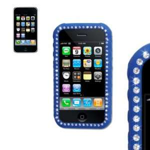 Reiko DSLC IPHONE3GNV Diamond Silicon Case Apple iPhone 3G