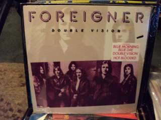 Foreigner Double vision sealed