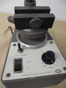 SER 1190 MOTORIZED TEST STAND WITH FORCE GAUGE DPP 5/ 5X.05LBS