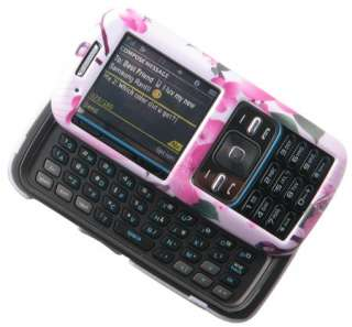 PINK CHERRY BLOSSOM FLOWER CASE FOR SAMSUNG RANT m540