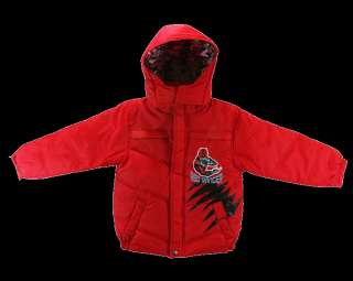 Power Rangers Red Ranger Hooded Jacket