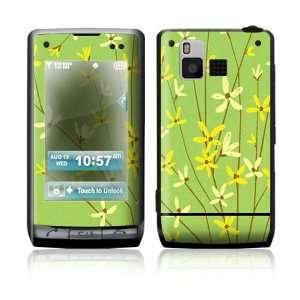 LG Dare VX9700 Skin Sticker Decal Cover   Flower
