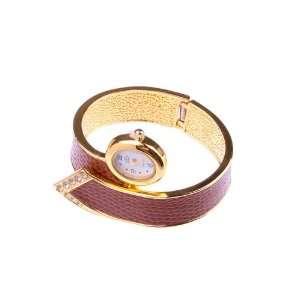 Red Special Stylish Fashion Girl Lady Women Wrist Bracelet Watch